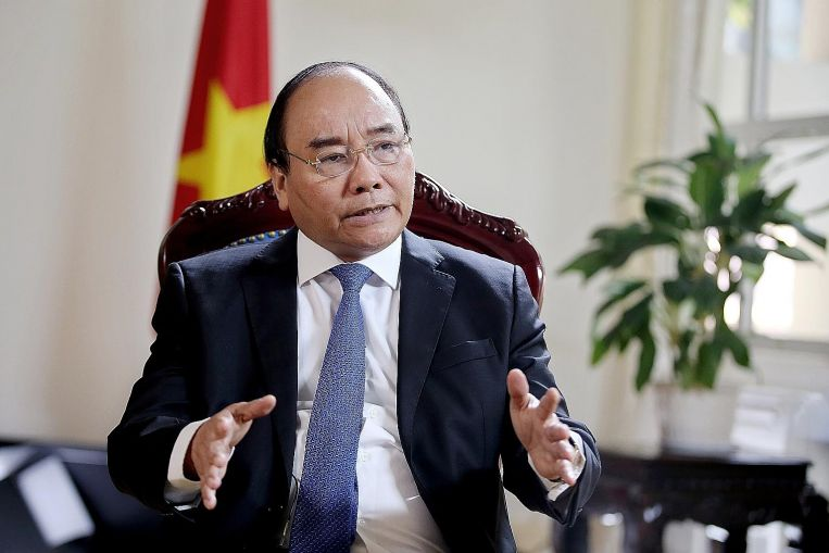 Intra-Asean trade needs to be increased: Vietnam PM Nguyen Xuan Phuc